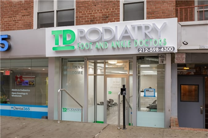TD Podiatry: East Village Foot & Ankle Doctors